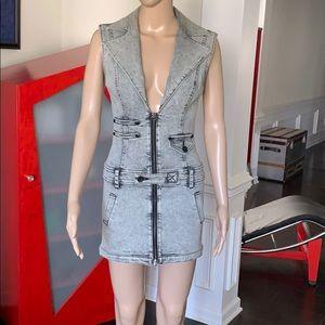 Bebe jeans dress